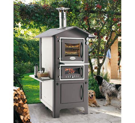 forni da giardino prezzi cottura e giardino andree 80 forni acciaio palazzetti