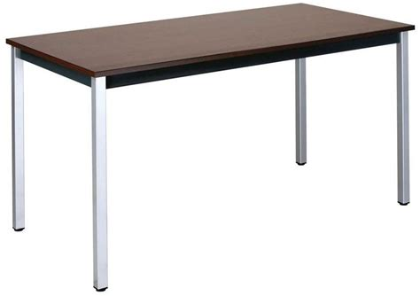 Buro Table by Cheap Multi Use Rectangular Tables Buro 1400mm