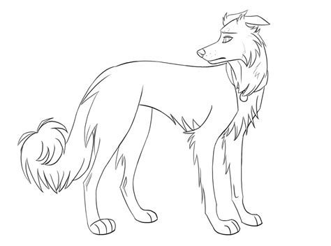 Border Collie Also Search For Border Collie Lineart By Rolfwolf On Deviantart
