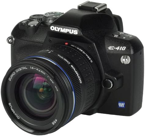 Kamera Olympus E510 olympus e 410 und olympus e 510 testbericht