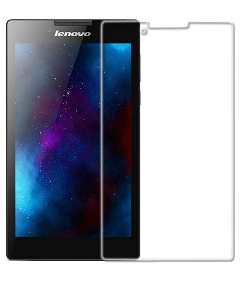 Tempered Glass A7 colorcase tempered glass screen guard for lenovo tab 2 a7