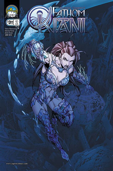 broken seal sleeper seals volume 10 books aspen comics previews fathom kiani 2 and soulfire v3 8