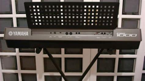 Keyboard Bekas Yamaha Psr 1000 yamaha psr 1000 image 482940 audiofanzine