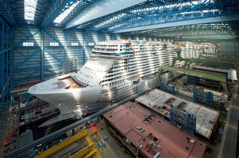 Luxury Dream Home Plans by Spotted Norwegian Escape Almost Ready For Her Debut