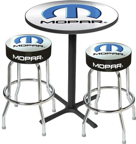 mopar bar stool dodge dart parts lifestyle products home and office