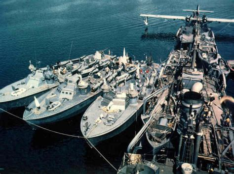 pt boat tender pt boats spawned high speed cruisers