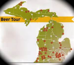 breweries map great lakes drinkers just another site