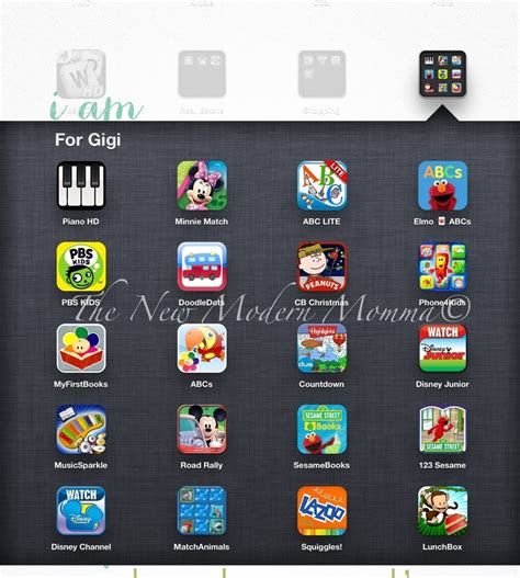 my favorite things 2012 iphone apps food beauty and more favorite ipad toddler apps the new modern momma