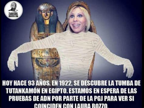 Memes De Laura - mira los memes de laura bozzo tras usar traje de ba 241 o
