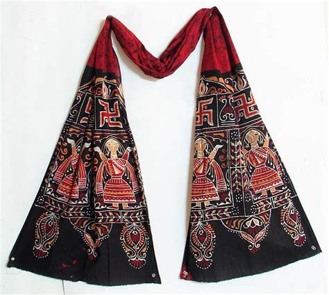 Scarf Polos Dan Motif 1000 images about batik apparel from india on scarfs cotton kaftan and embroidery
