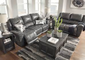 charcoal room persiphone charcoal reclining living room set from coleman furniture