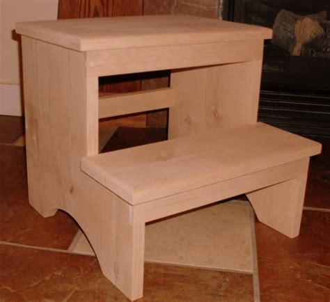 Shaker Step Stool by Wooden Shaker Step Stool Plans Woodworking Projects Plans