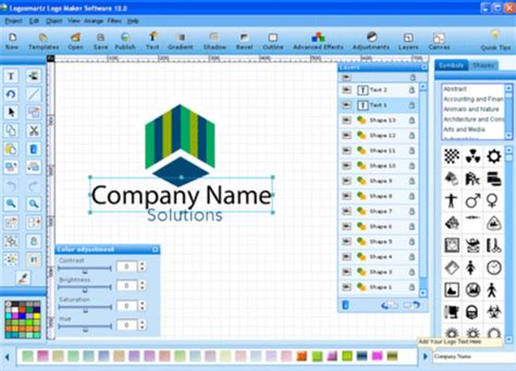 create my home 16 best logo design softwares you must try