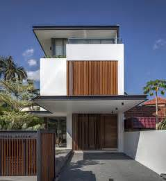 House Architect Design Side House Wallflower Architecture Design Archdaily