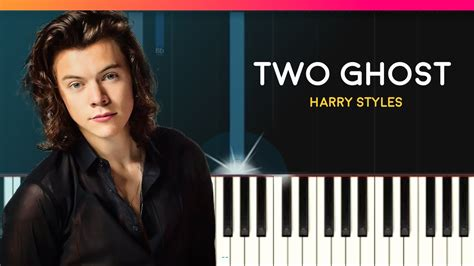 tutorial piano ghost harry styles quot two ghost quot piano tutorial chords how