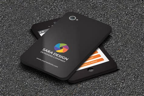 iphone stylish business card vol 2 business card