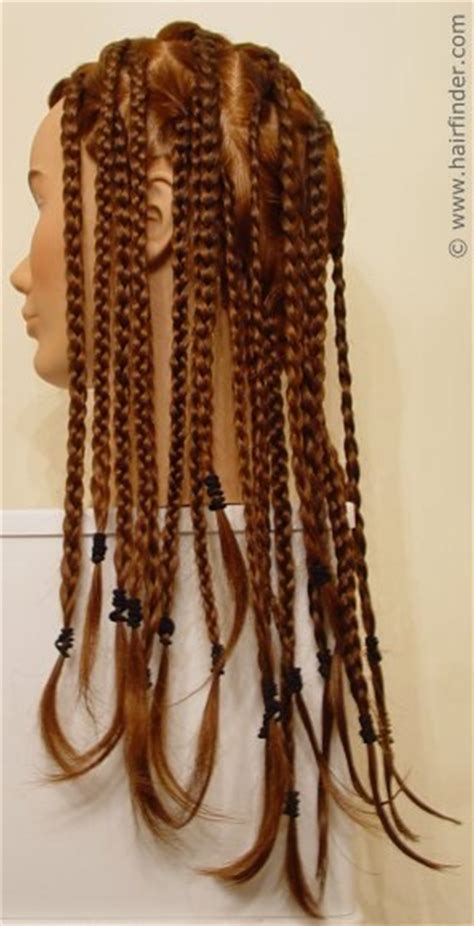 How To Do Braided Sections And Hair Braiding For Women