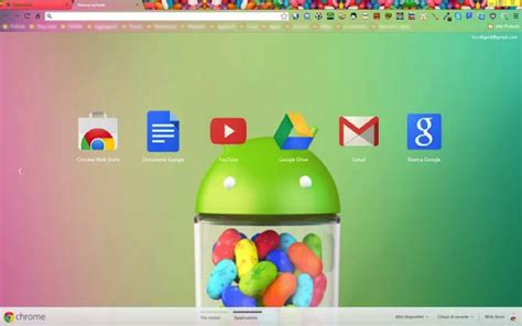Themes For Android Jelly Bean | show your allegiance with android google chrome themes