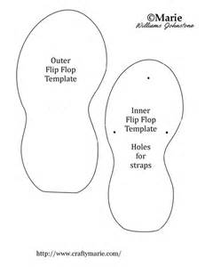 free flip flop door hanger pattern and tutorial