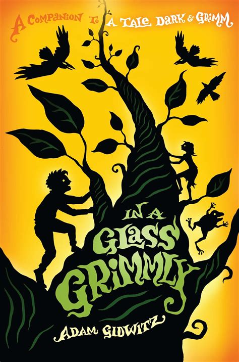 the grimm book 9 read s library in a glass grimmly by adam gidwitz