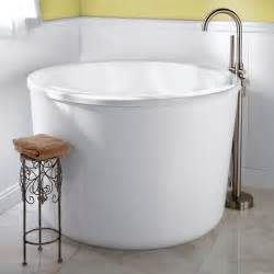 47 quot caruso japanese soaking tub overflow no