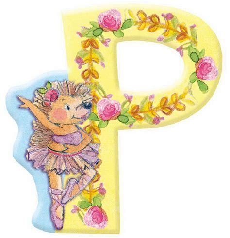 Buchstaben Sticker Lillifee by Spiegelburg 20216 4029753202161 Buchstabe P Prinzessin