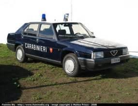 Alfa Romeo Carabinieri Alfa 90 Carabinieri Alfa Romeo Forze Dell Ordine