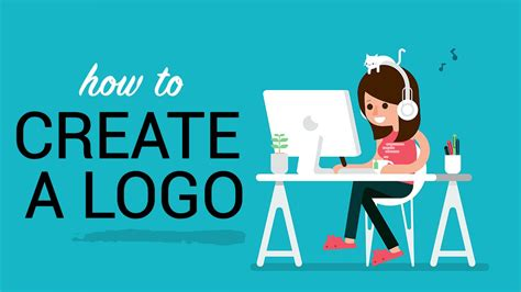 How To Create Your Own Logo With No Software Logo Maker Create Your