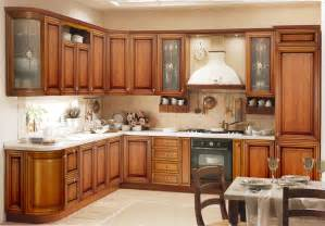 Designs Kitchen Kitchen Cabinet Designs 13 Photos Kerala Home Design