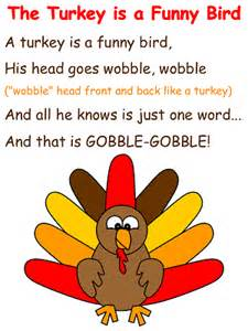 the turkey is a funny bird