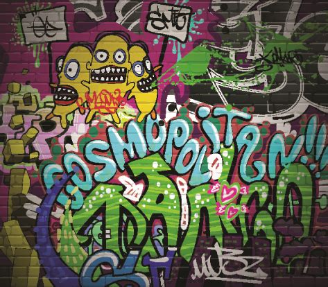 Autumn Wall Murals urban street art wallpaper abstract wallpaper