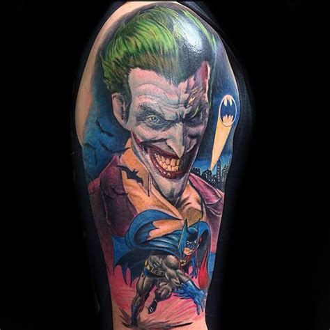 cool batman tattoo ideas 41 cool batman tattoos designs ideas for male and females