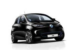 Renault Automobile Renault Zoe Electric Car Pictures And Details