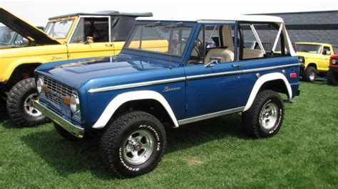 1966 1977 ford broncos for sale ford bronco 1966 1977 ford bronco