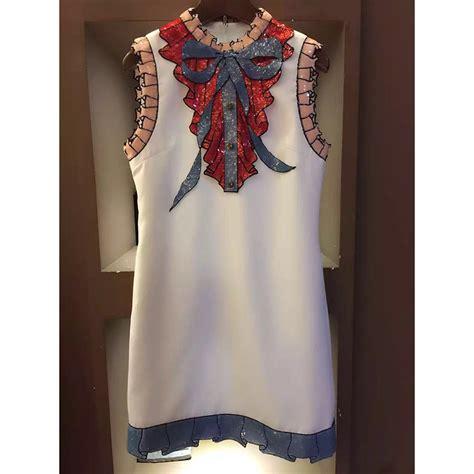 high quality newest fashion 2016 summer runway dress