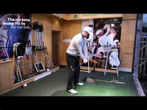 doug tewell golf swing golf swing takeaway the secret 2 inch movement how to
