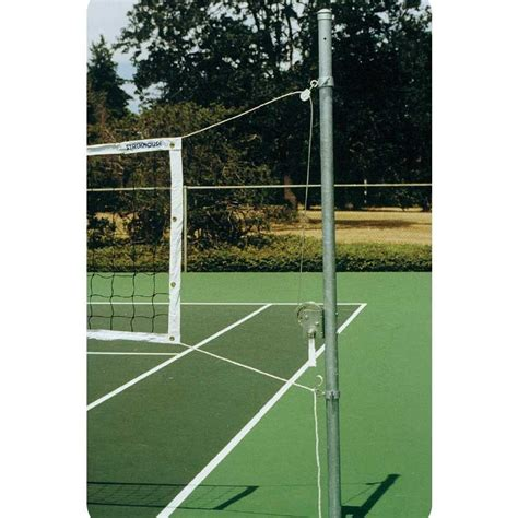 backyard volleyball net system outdoor steel volleyball system accessories