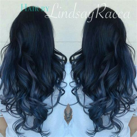 is ombre blue hair ok for older women m 225 s de 25 ideas fant 225 sticas sobre cabello negro azulado en