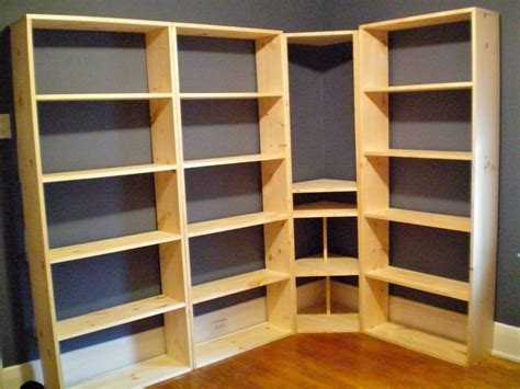 how to build a bookcase 15 best collection of build bookcase wall