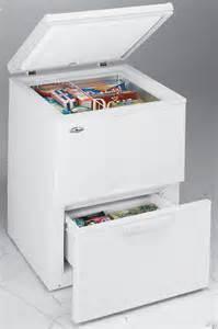 amana afc0507bw 4 6 cu ft deepfreeze chest freezer with
