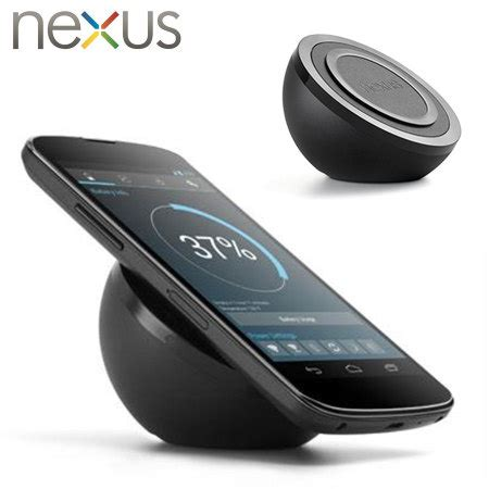 nexus qi lg nexus qi wireless charging orb mobilezap australia