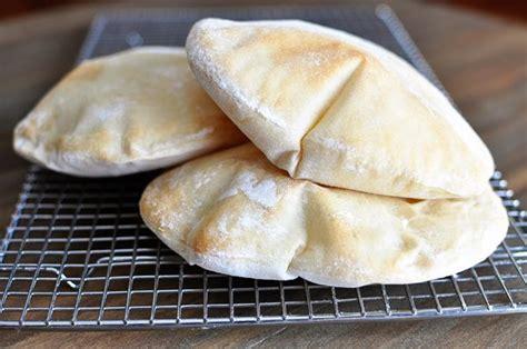 Handmade Pita - pita bread