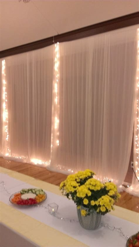 wall curtains for parties best 25 curtain backdrop wedding ideas on pinterest