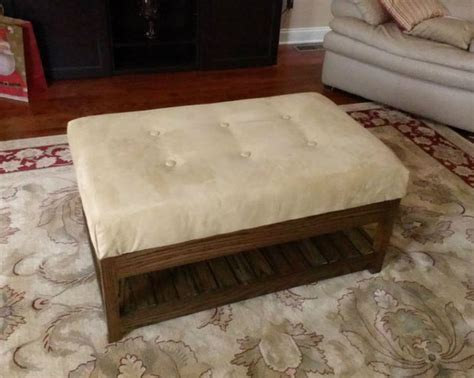 custom ottoman coffee table custom coffee table ottoman
