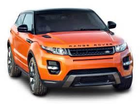 orange land rover range rover car png image pngpix
