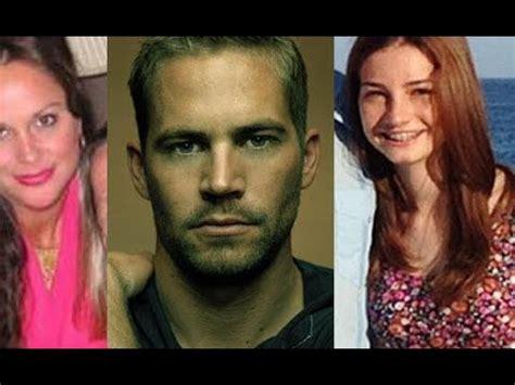 fotos de la familia paul walker paul walker familia pelea custodia de su hija meadow por