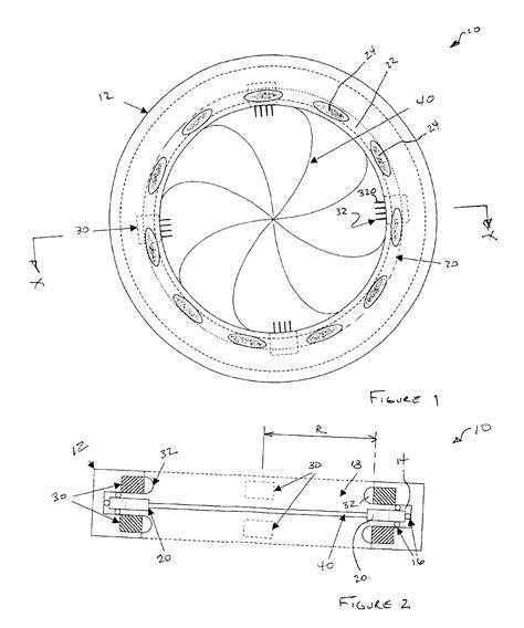 patent us6876122 circular rail linear induction motor patents