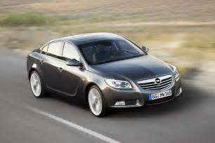Opel Badge 2009 Opel Insignia Officially Unveiled It S Pretty
