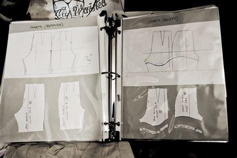 Pattern Drafter Vancouver | pattern drafting pants samantha stroman