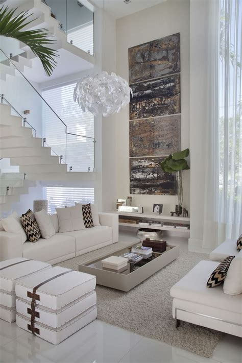 modern white home decor 25 best ideas about contemporary living rooms on